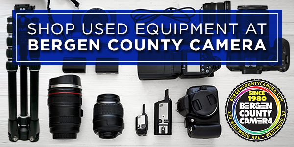 Used Equipment from Bergen County Camera