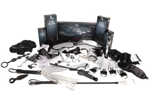 win 50 shades of grey toys