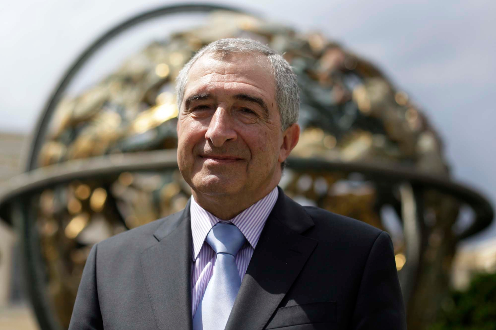 Sir Nigel Rodley, chairperson of the UN Human Rights Committee