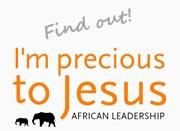 I'm Precious to Jesus Campaign