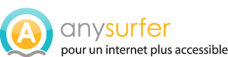 AnySurfer, pour un internet plus accessible