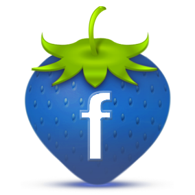 Facebook strawberry