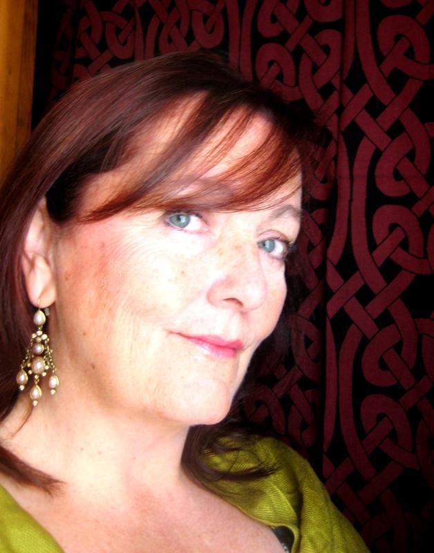 Author Mary Pat Hyland