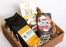 Fairtradová káva, čokoláda, nugáty