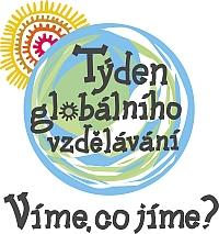 Logo Týdne globálního vzdělávání