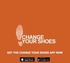Aplikace Change your Shoes