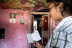 Dělnice, Indie