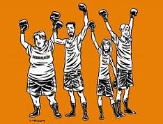 Boxuj za změnu