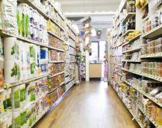 Život se supermarkety
