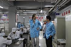 Fairphone, továrna
