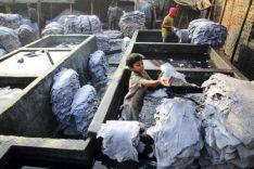 Z koželužen v Bangladéši