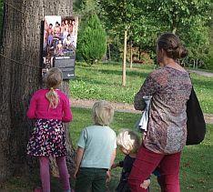 Výstava na stromech v Jilemnici