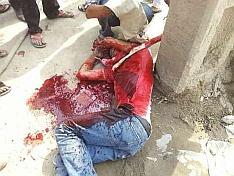 Násilné represe v Kambodži