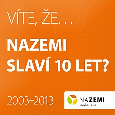 10 let NaZemi