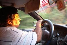 Řidič kolotočář