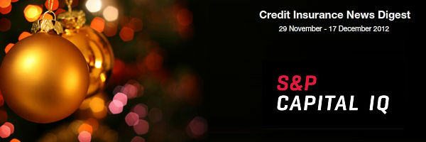 Please download images to view S&P Capital IQ's Christmas banner/logo