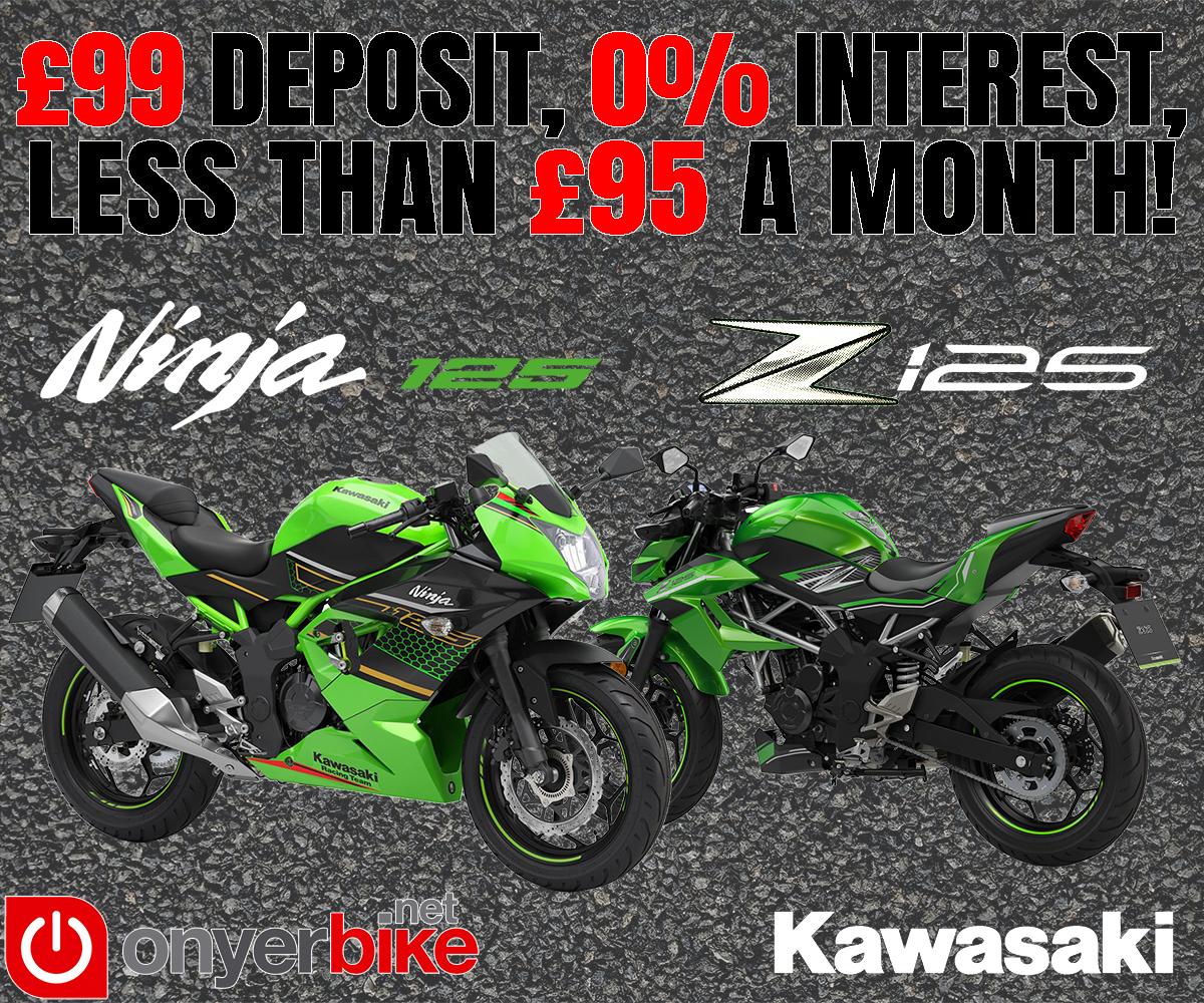 125cc Kawasaki