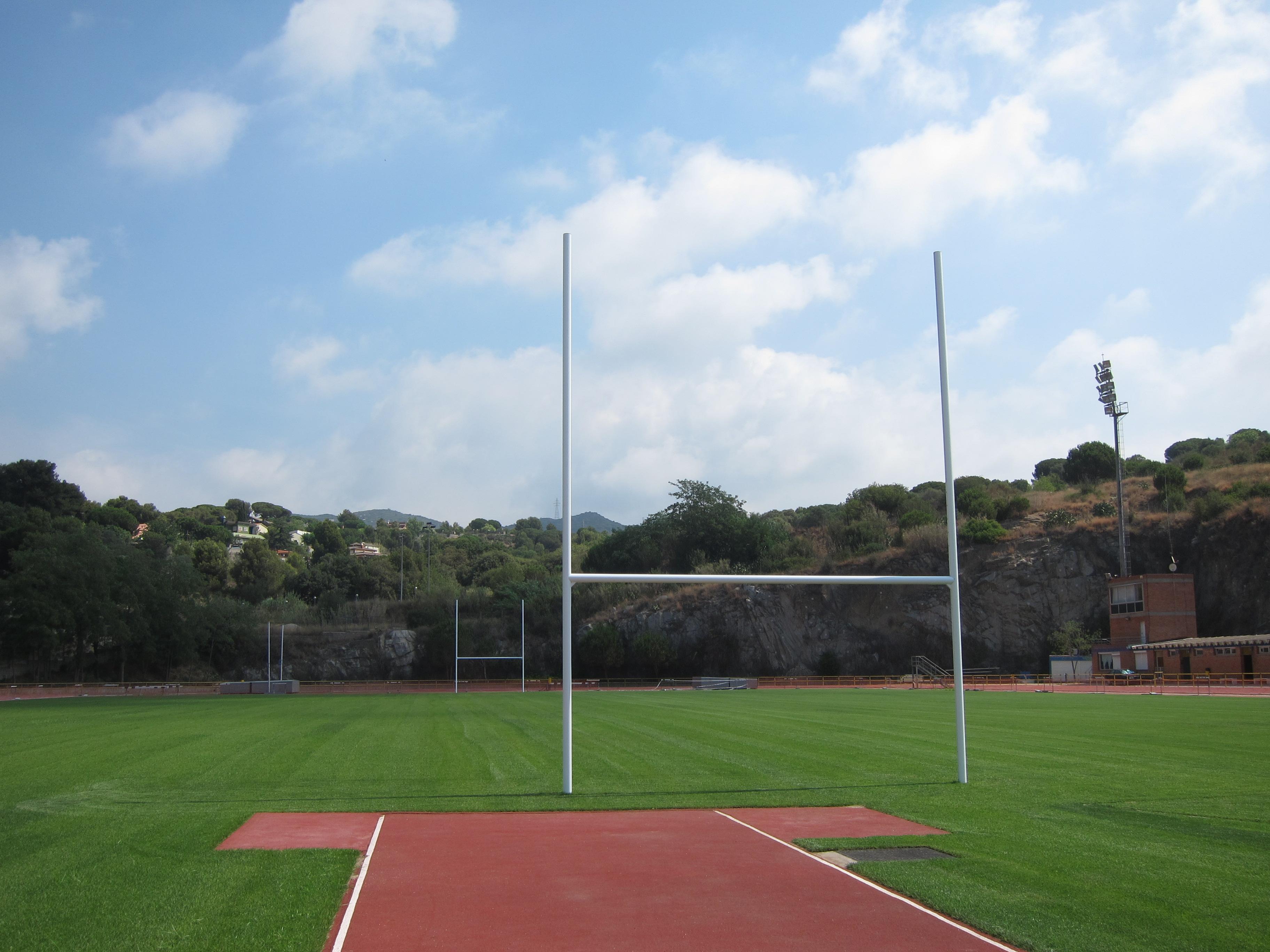 Camp de rugby de Badalona
