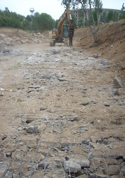 Demolicions en marxa