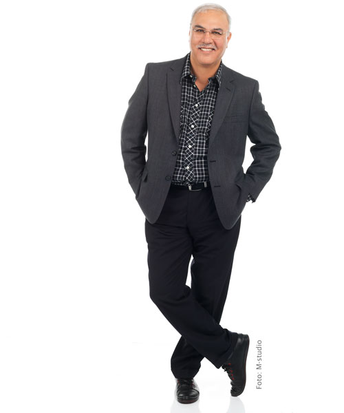 Basim Al-Najjar professor och företagare