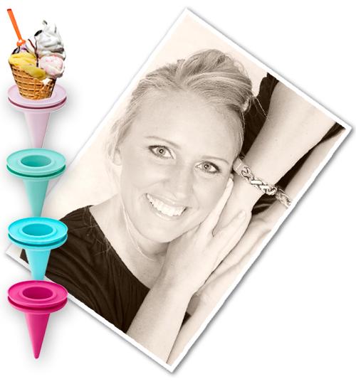 Sandra Jönsson innovatören bakom Cillicone