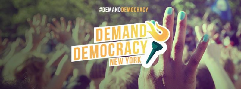 Demand Democracy New York