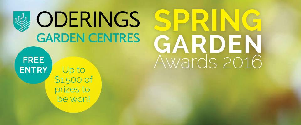 Spring Garden Awards