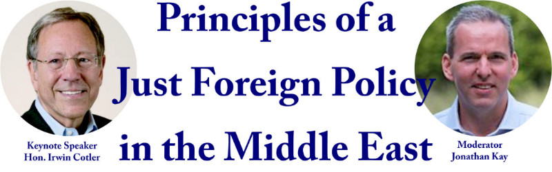 Principles of a Just Foreign Policy in the Middle East