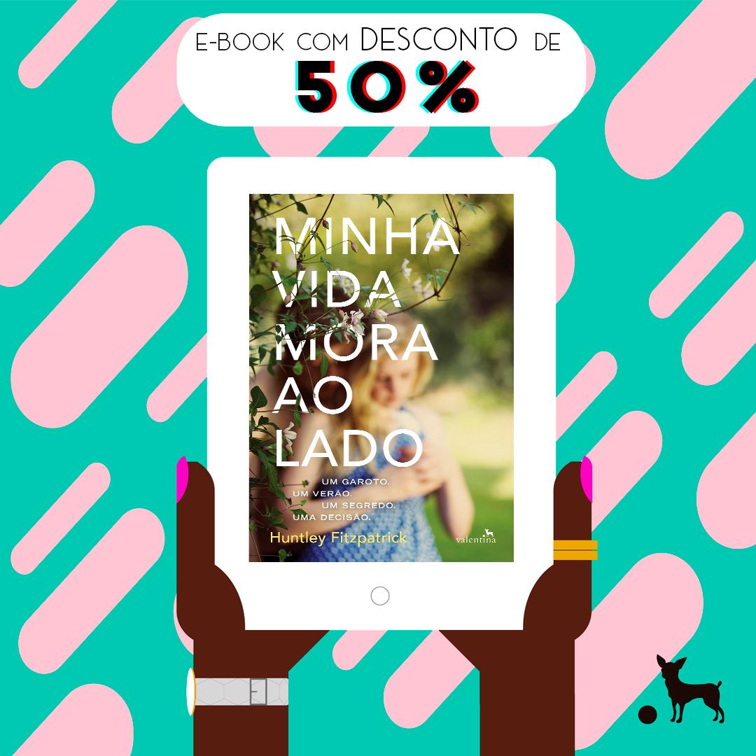 E-book Minha Vida Mora ao Lado