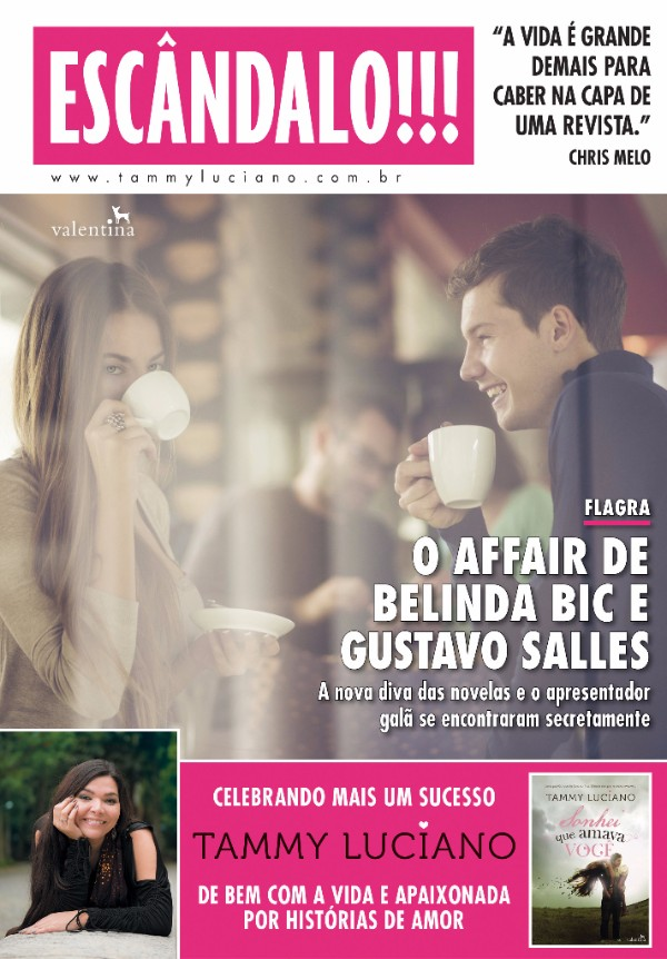 Livro Escândalo!!!
