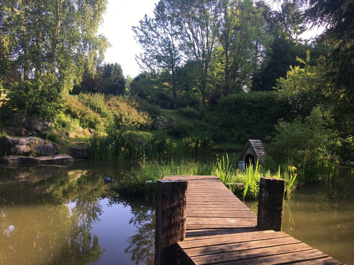 En pleine nature / Yoga DETOX Retraite en NORMANDIE avec Nadine vers Freneuse-Sur-Risle • date à déterminer