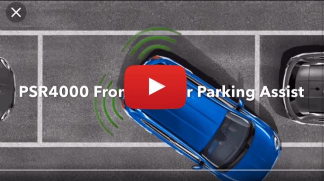 PSR4000 - The Most Versatile DIGITAL Parking Sensors - November 2019 4