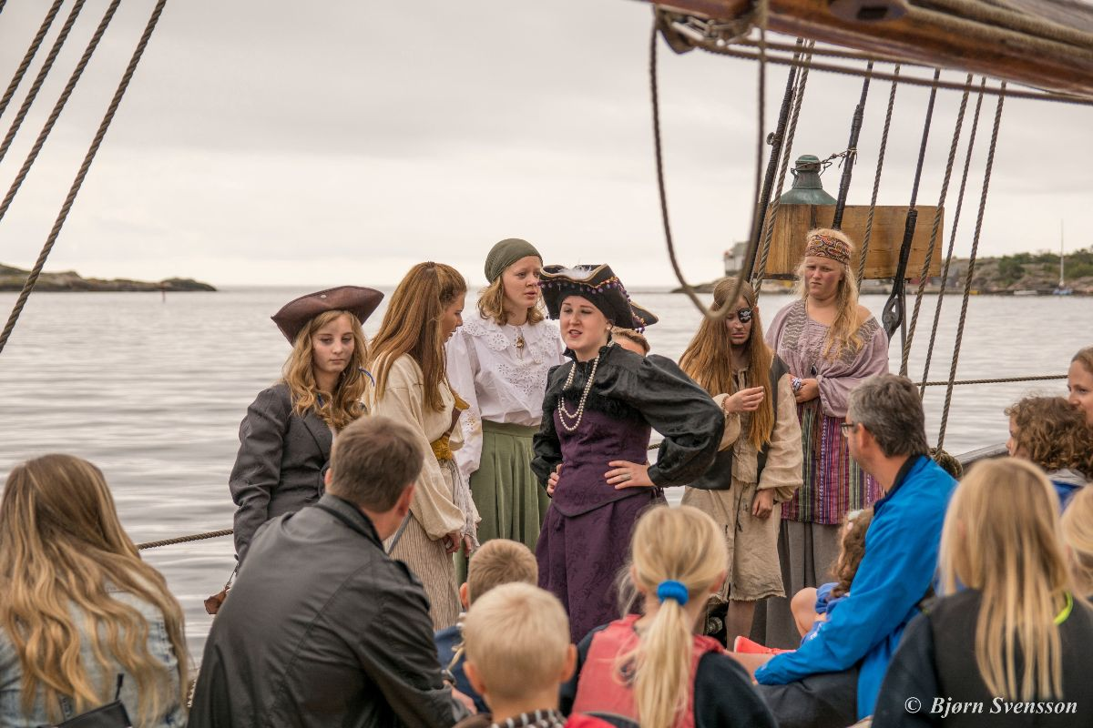 Nytt fra Risør Trebåtfestival mai 2019