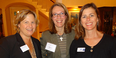 Women's Professional Network Members at DC event