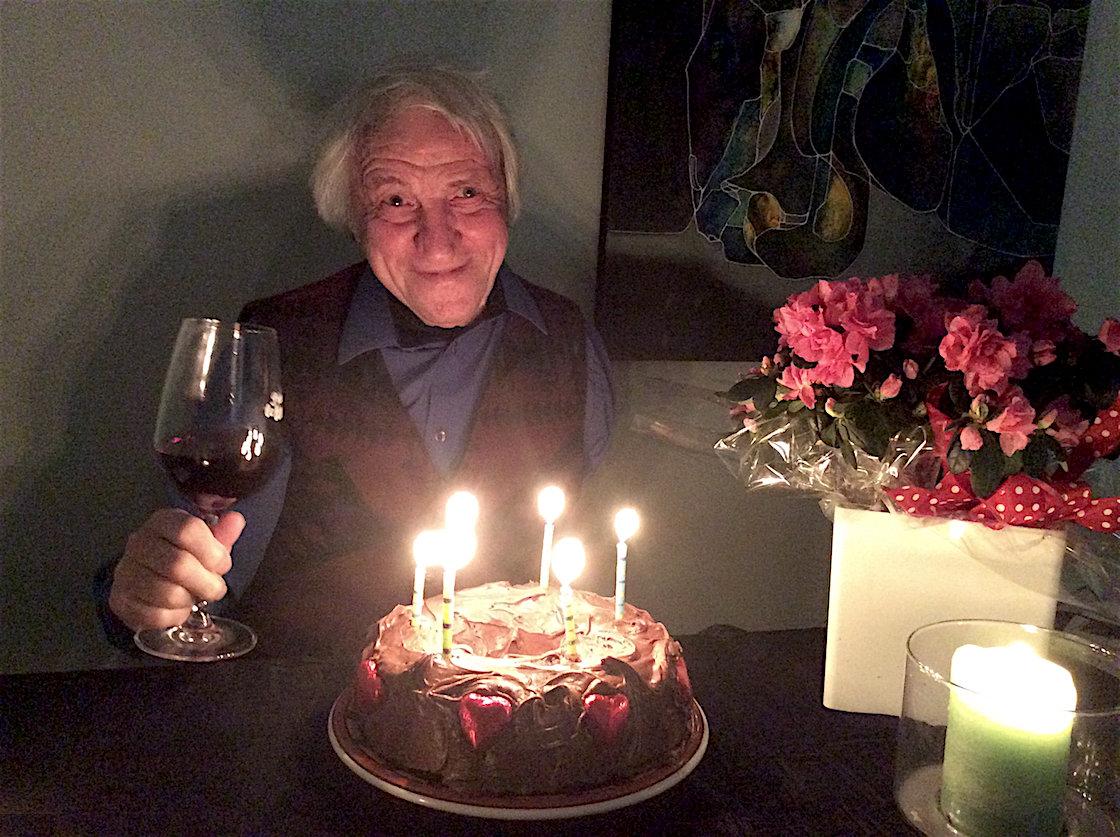 Jérémie Gilles fête ses 91 ans.