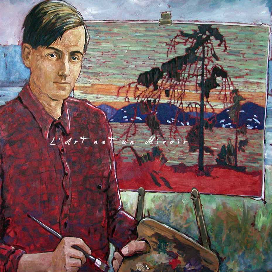 Tom Thomson selon jérémie GILES – Collection L'Art est un Miroir