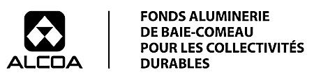 Logo du Fonds Aluminerie de Baie-comeau pour les collectivités nouvelles