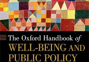 Matt Adler's latest book, New Foundatins of Cost-Benefit Analysis