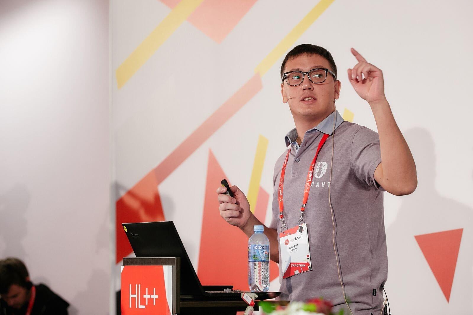 Дмитрий Столяров