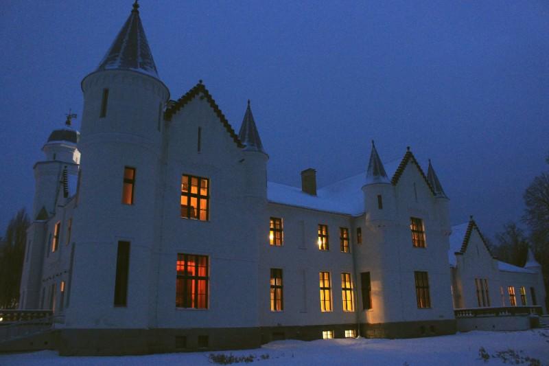 Alatskivi lossi jõuluturg