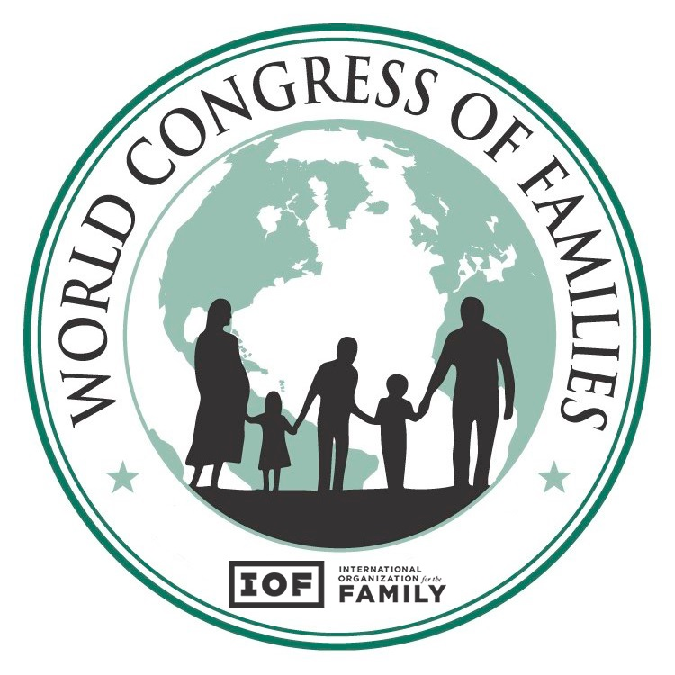 World Congress of Families logo