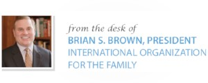 from the desk of Brian S. Brown