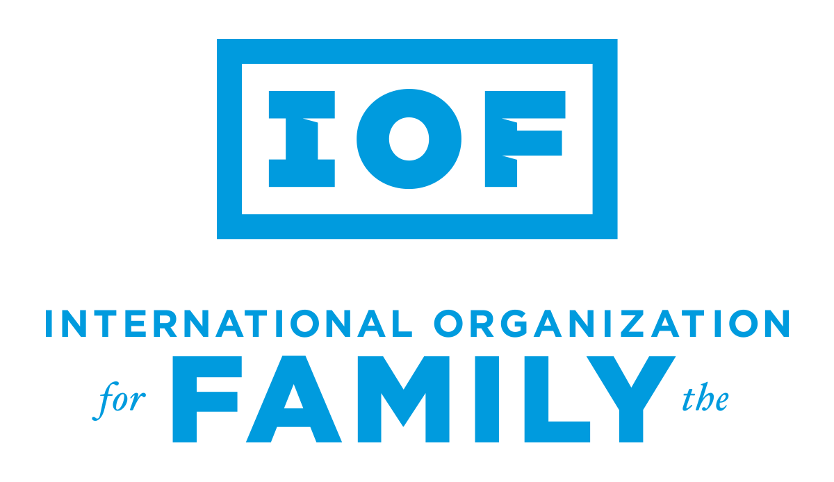 International Organization for the Family logo