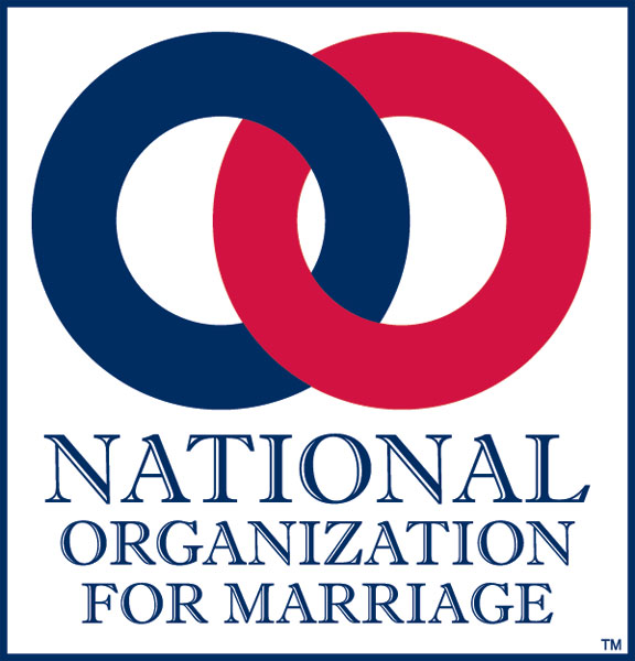 National Organization for the Marriage logo