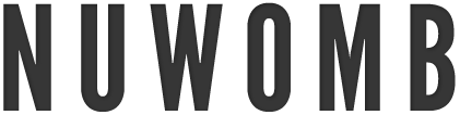 Nuwomb text logo