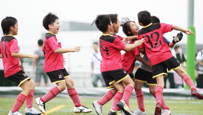 サッカージュニア杯