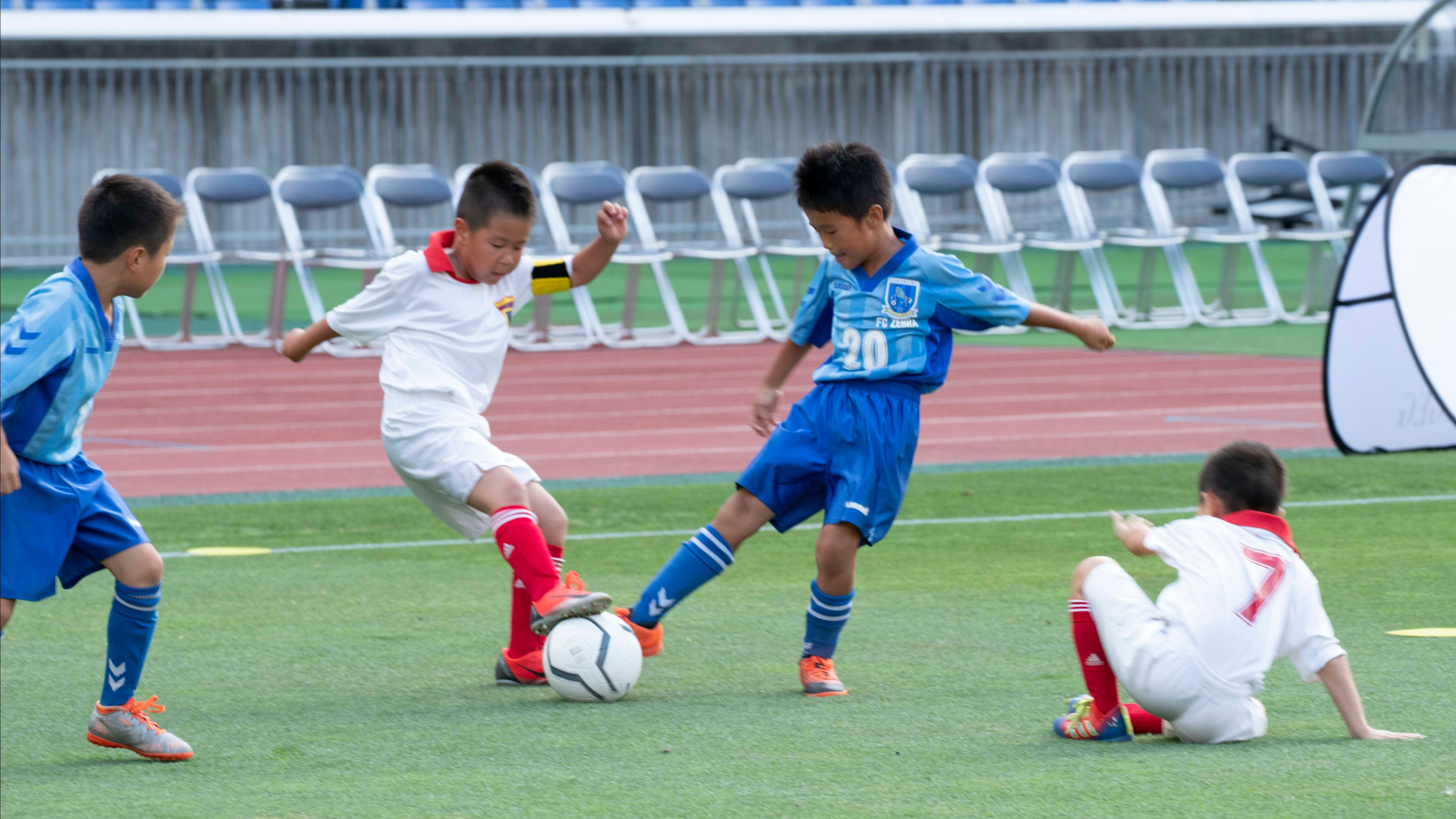 ギャラクシーエンターテインメント ジュニアサッカー杯