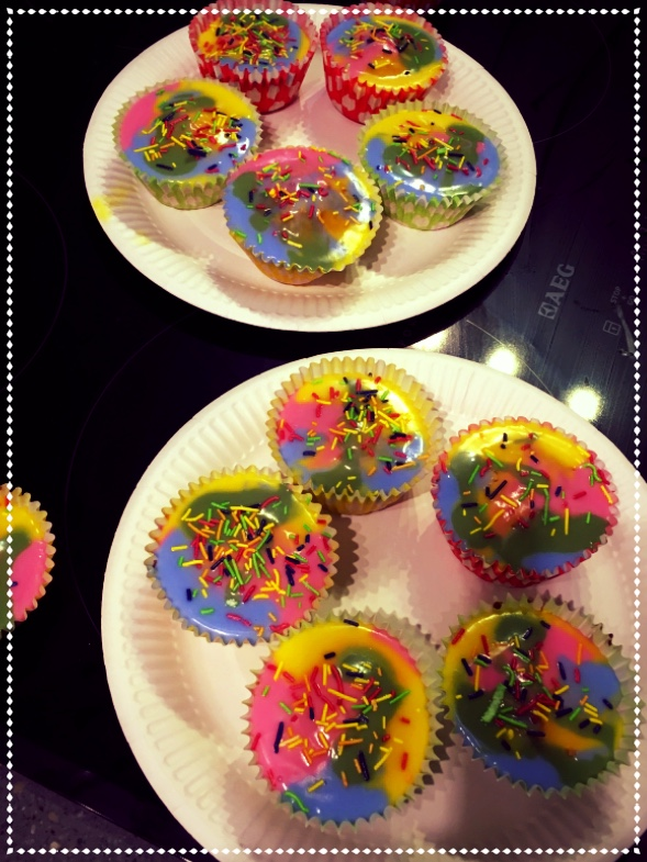 Hannah's cakes