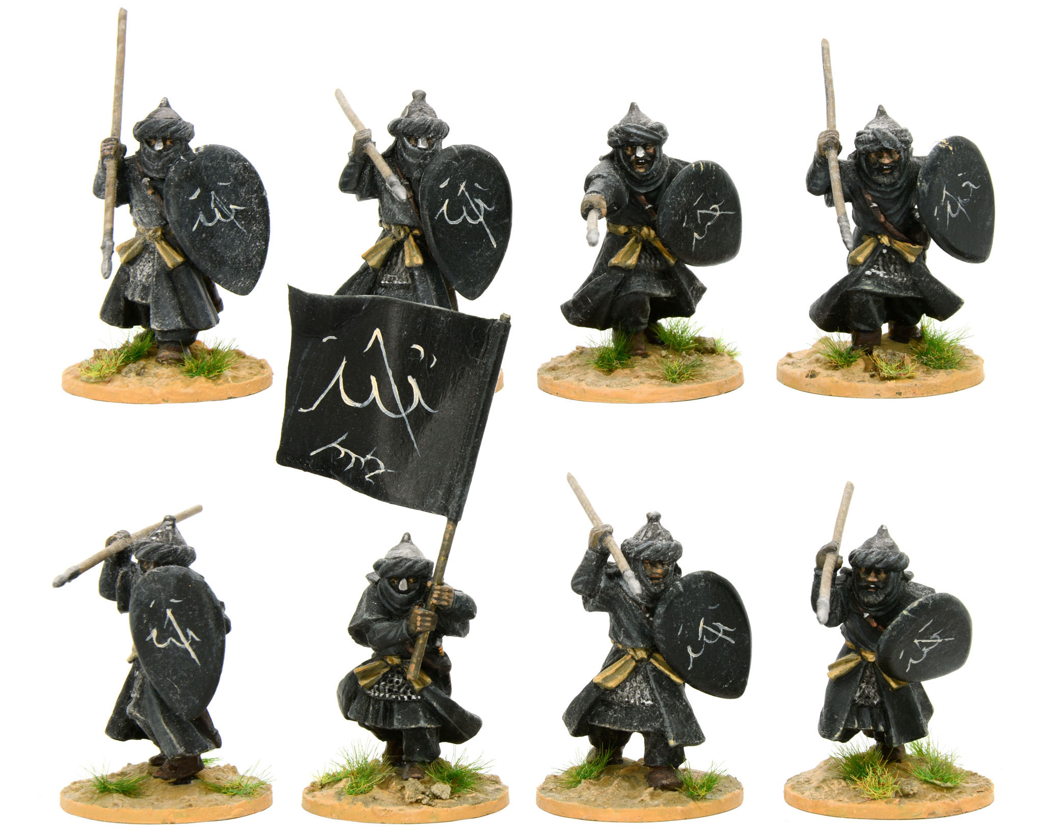 New Hail Caesar Dark Ages El Cid Ben Yusefs Black Guard