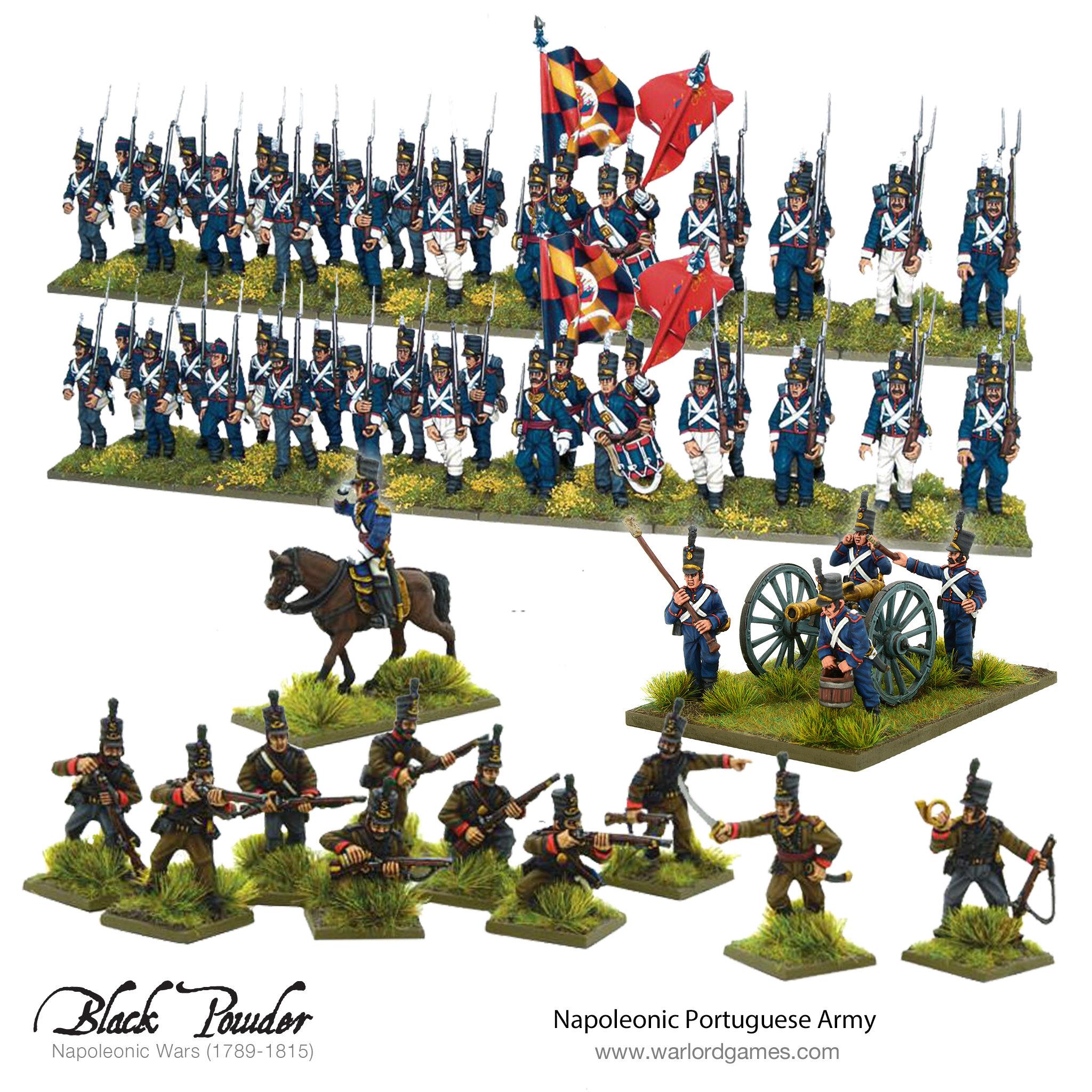Napoleonic Portuguese Army
